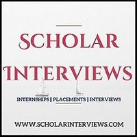 Avatar for Scholar Interviews