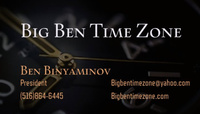 Avatar for Big Ben Time Zone