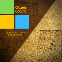 Avatar for citizen coding