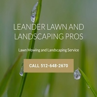 Avatar for Leander Lawn and Landscaping Pros